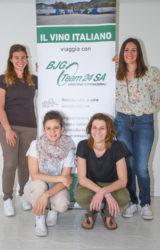 Team Dispo: Micaela, Joni, Linda, Arianna